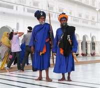 Sikhs (Traditional)