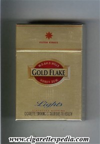 Gold Flake Light