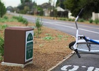 The Whittier Greenway Trail