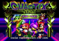 Knuckles' ​Chaotix​