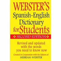 Webster's ​Spanish-English Dictionary for Students​