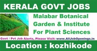 Malabar Botanical Garden and Institute for Plant Sciences