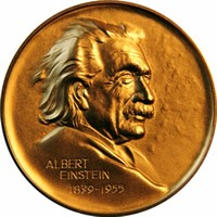 Albert ​Einstein World Award of Science​