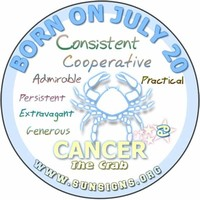 Cancer: July 20 – Aug