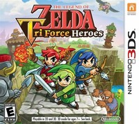 The Legend ​of Zelda: Tri Force Heroes​