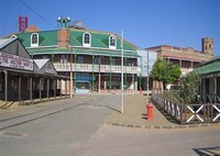 Kimberley Open Mine Museum