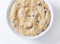 Instant Oatmeal (Unsweetened, Unflavored)