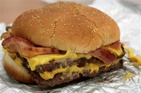 "Wendy's ""Baconator"""
