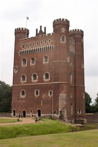 Tattershall ​Castle, Lincolnshire​
