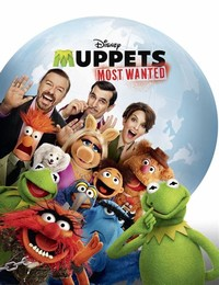 Muppets Most ​Wanted​