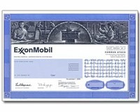 ExxonMobil (XOM) ExxonMobil is an Integrated oil Company