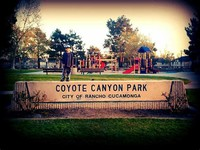 Coyote Canyon Park