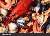 Crustacean Shellfish (eg, Crab, Lobster, Shrimp)
