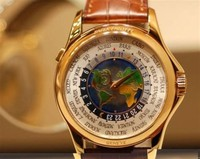 The Patek Philippe 5930G World Time Chronograph