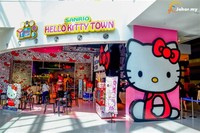 Sanrio Hello Kitty Town