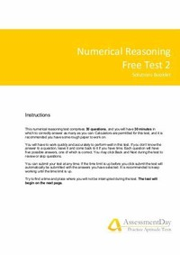 Verbal Reasoning Ability Tests