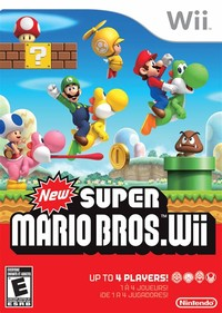 New Super ​Mario Bros