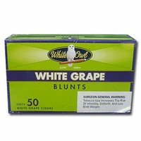 Number 3: White Owl Blunts
