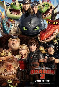 How to Train ​Your Dragon 2​