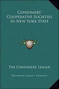 Consumers Cooperative Societies: