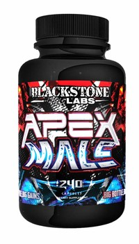 3 – Apex Male by Blackstone Labs