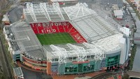 33. Old Trafford, Manchester United. ...
