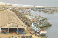 Beypore Fishing Harbour