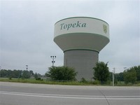 Topeka Water Tower
