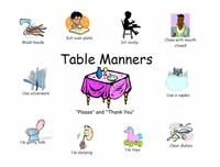 Table Manners and Meal Etiquette
