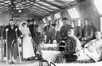 First World War Military Hospital