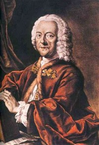 Georg Philipp ​Telemann​