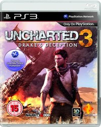 Uncharted 3: ​Drake's Deception​
