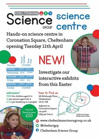 Cheltenham Science Group
