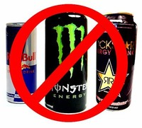 Say no to Sports Drinks
