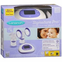 Lansinoh® SignaturePro™ Double Electric Breast Pump [6]
