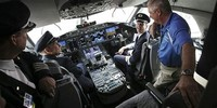 Airline Pilot, Copilot, or Flight Engineer