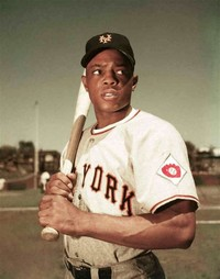 Willie Mays​