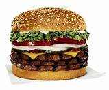 Triple Whopper With Cheese – Burger King
