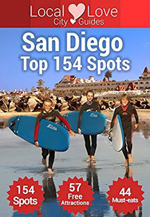 Amazon.com: San Diego Top 154 Spots: 2015 Travel Guide to ...