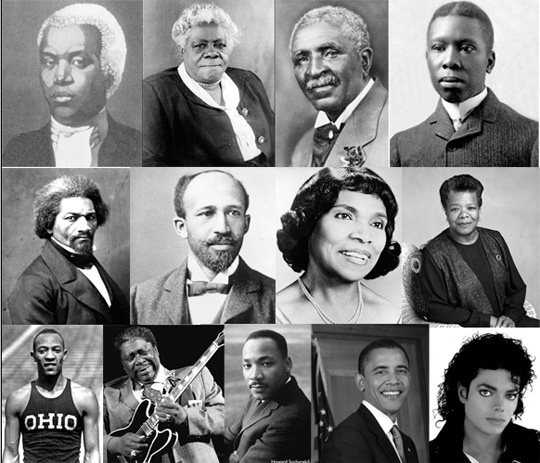 List of Famous Black Americans in History - Famous African ...