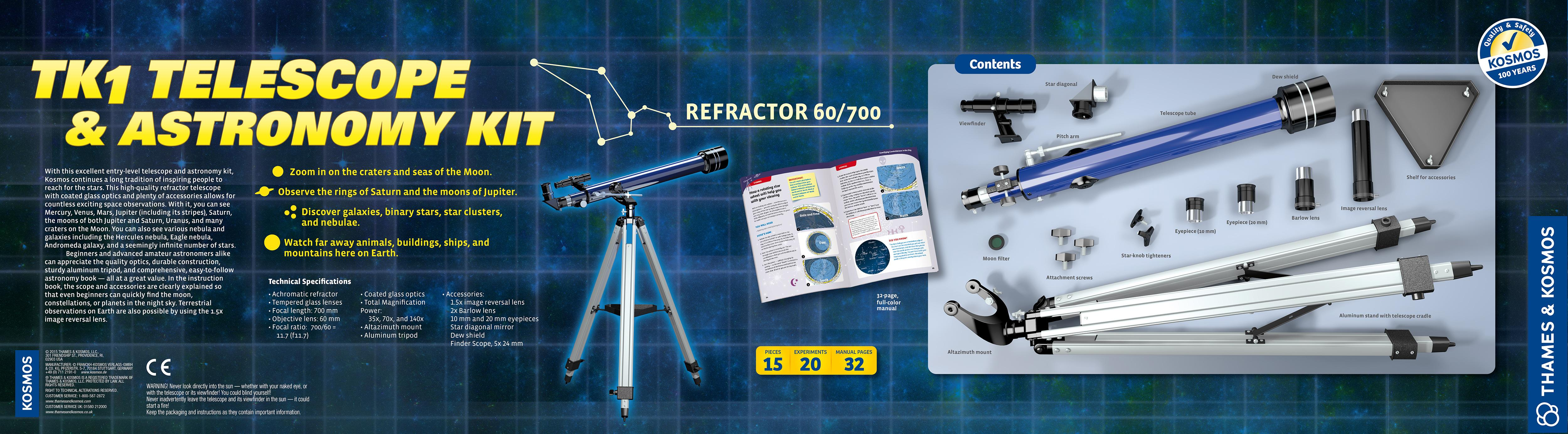 astronomy kits for teens - HD 5000×1386