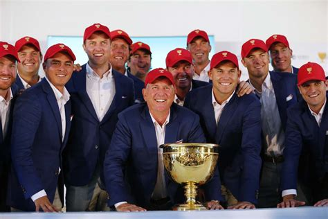 Unlikely stars, and another American win in Presidents Cup ...
