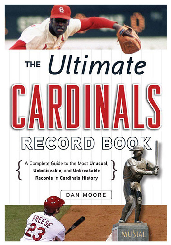 St Louis Cardinals Record History Book - 22116983