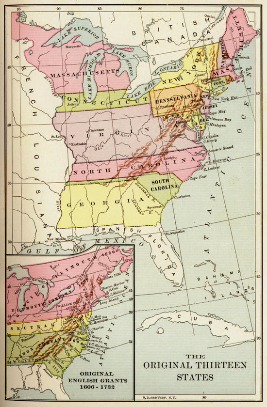 AP History - mid 20th century group 5 map a The United ...