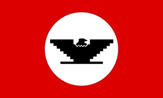 Labor Unions: Why does the UFW flag look like the Nazi flag?