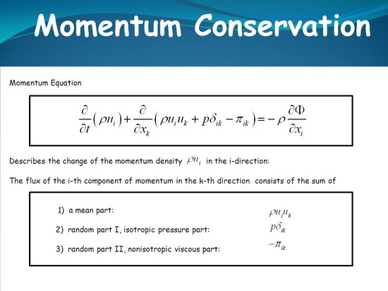 momentum formula and examples - 550×412