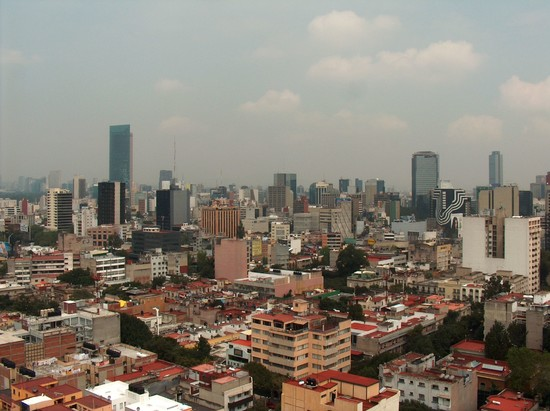 mexico city is already the third biggest city in the world