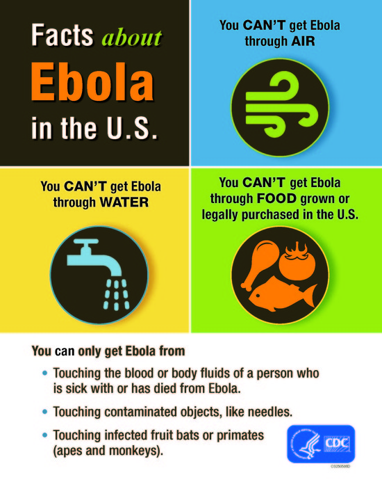 Ebola: The end of the world as we know it? I hope so ...