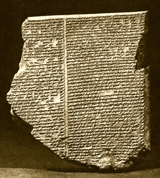 Opinions on Epic of Gilgamesh