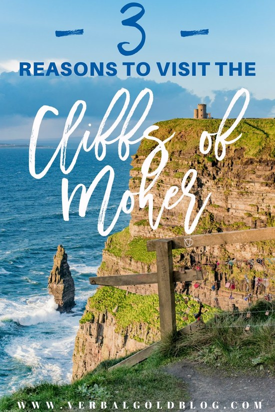 Why you should travel to Ireland and visit the Cliffs of ...